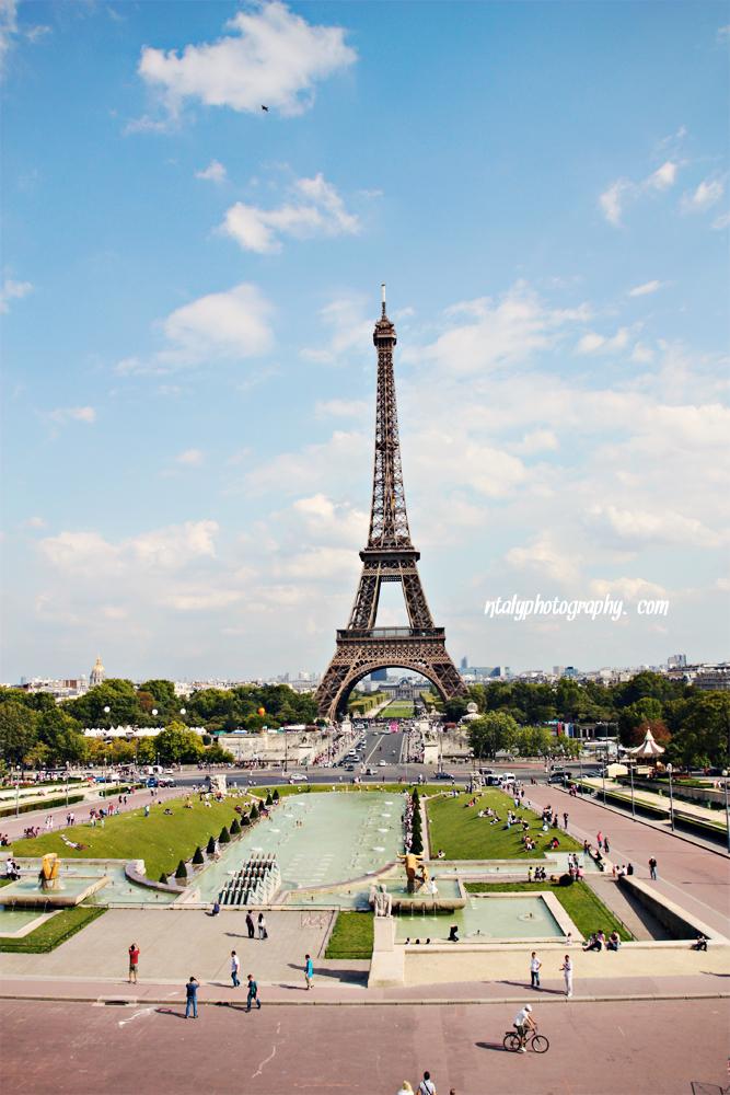 paris, tour eiffel, carte postale, france, photographe